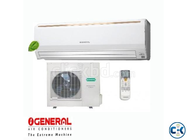 BUY A GENERAL BRAND SPLIT AC 1 TON | ClickBD large image 3