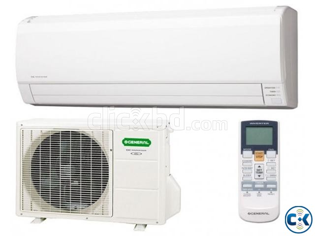 BUY A GENERAL BRAND SPLIT AC 1.5 TON | ClickBD large image 2