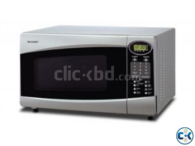 Sharp 33 Ltr Microwave Oven-360 | ClickBD large image 0