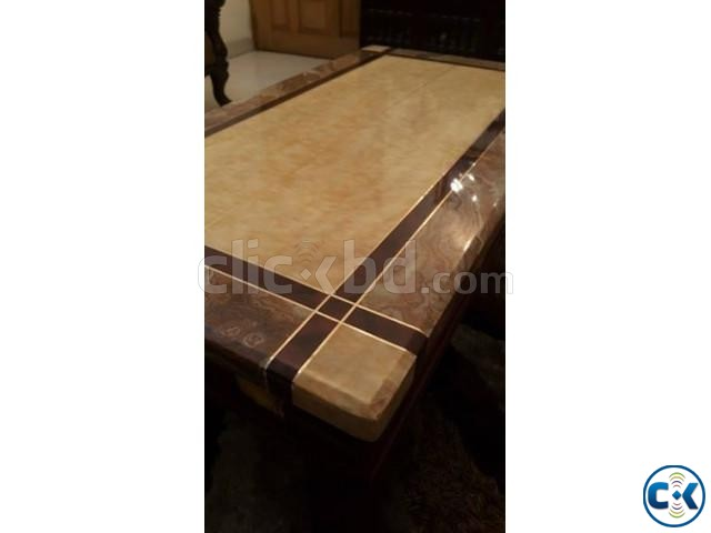 Center Table Marvel Stone  | ClickBD large image 2