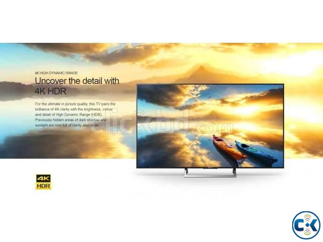 SONY 55X7000E 4K SMART TV WITH 3 YEARS PARTS GUARANTEE | ClickBD large image 0