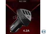 Remax Car Charger RCC-304