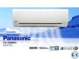Panasonic CU-YC18MKF 1.5 Ton Split AC,with warrenty 2 yrs.