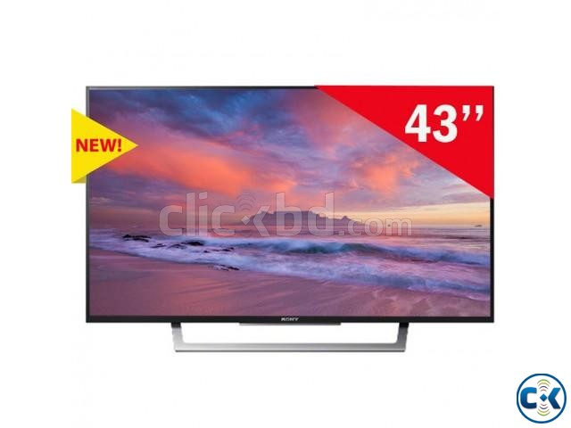 sony Wi Fi HDR LED TV W75E 43 inch | ClickBD large image 1