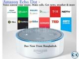 Echo Dot - Voice control your music Make calls-White