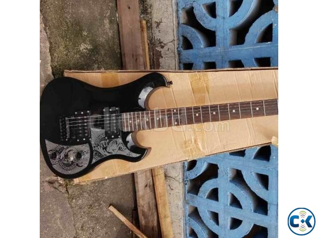 Summco Electric Guitar | ClickBD large image 0