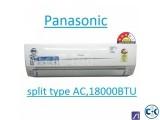 PANASONIC 100% ORIGINAL 1.5 TON AC NEW