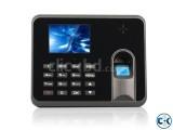 Fingerprint Time Attendance Machine