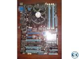 3rd Gen ASUS P8B75-V Intel Core i3-2130 Processor.