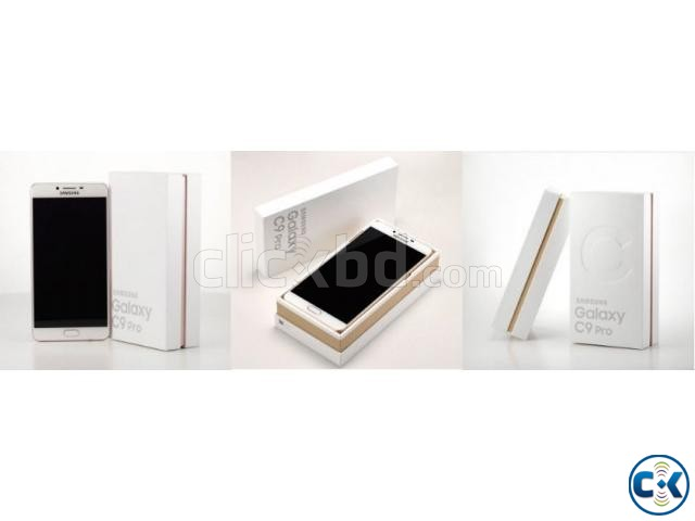 Brand New Samsung Galaxy C9 Pro 64GB Sealed Pack 3 Yr Wrrnt | ClickBD large image 0