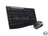 Logitech mk260r Wireless Keyboard Mouse Combo