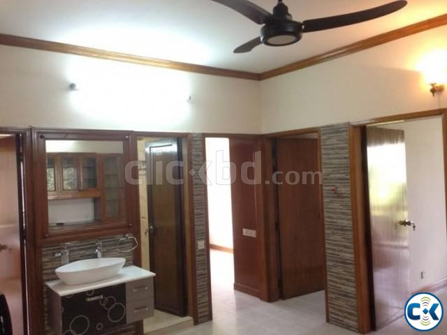 Apartment for rent in Banani | ClickBD large image 1