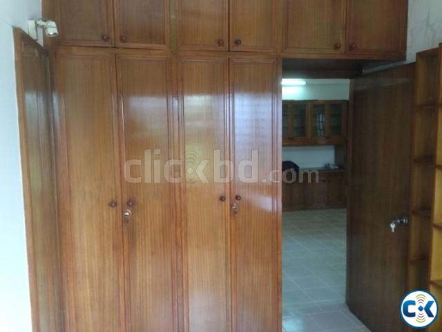 Apartment for rent in Banani | ClickBD large image 4