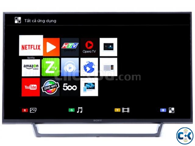 40 W660E Sony Bravia Smart HDR  | ClickBD large image 0