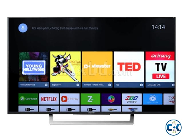 43 X7500E Sony Bravia 4K Android HDR  | ClickBD large image 0