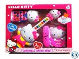 3 in 1 Hello Kitty Toys