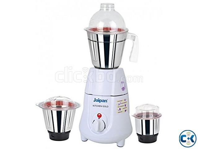 Jaipan JKG-1101 Kitchen Gold Mixer Grinder | ClickBD large image 0