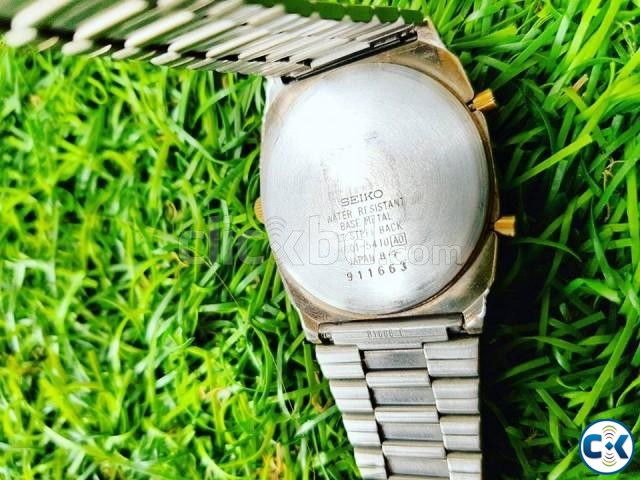 ANTIQUE SEIKO 5 vintage series MADE IN JAPAN chronograph | ClickBD large image 2