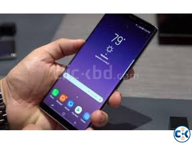 Almost New Samsung Note 8 | ClickBD large image 0