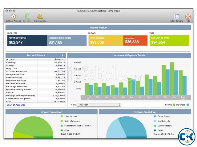 Production Management Software | ClickBD large image 2