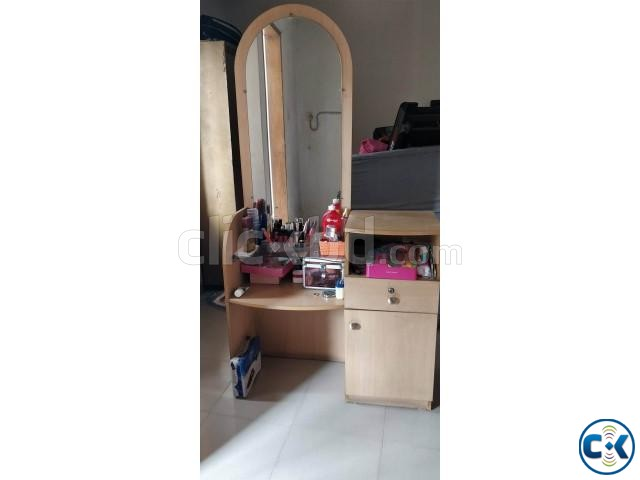 Dressing table in excellent condition | ClickBD large image 0