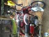 Honda Roadmaster CD200TASL