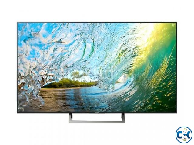 Sony Sony KD-75X8500E - 75 Inch 4K HDR Android LED TV | ClickBD large image 1