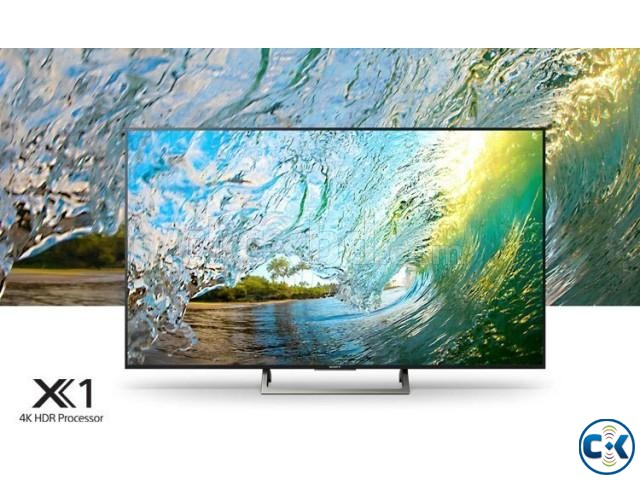Sony Sony KD-75X8500E - 75 Inch 4K HDR Android LED TV | ClickBD large image 2