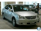 TOYOTA F PREMIO 2006 for yearly rent