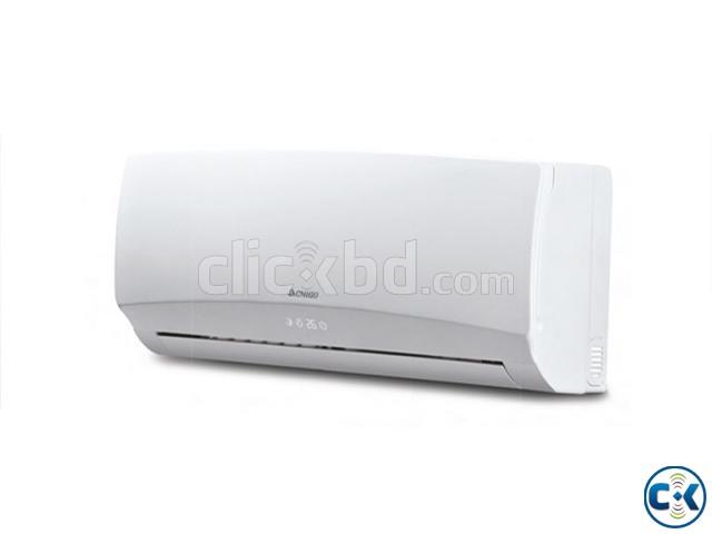 Chigo 24000 BTU Split Air Conditioner - 2 Ton | ClickBD large image 3