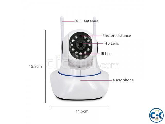 Dual Antenna Wifi Camera price in bangladesh | ClickBD large image 1