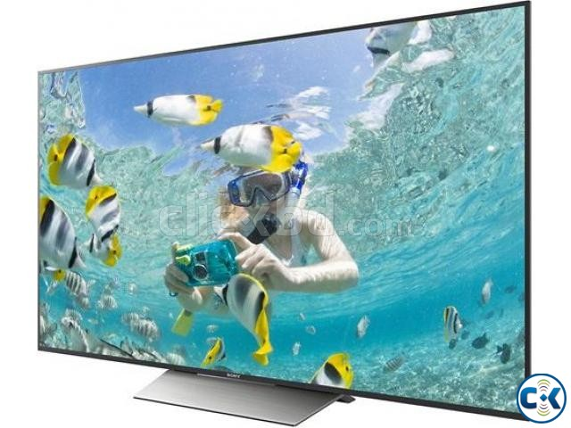 Sony XBR75X850D 4K HDR Ultra HD Smart TV Black 75-Inch  | ClickBD large image 0
