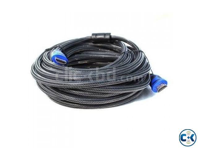 HDMI Cable 20 miter | ClickBD large image 1
