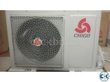 CHIGO 2 Ton Original Split AC Intact Warrenty 3 Yrs