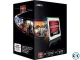 AMD APU 4Core PC