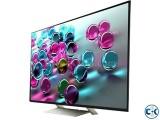 SONY BRAVIA 75 inch X9000E 4K TV