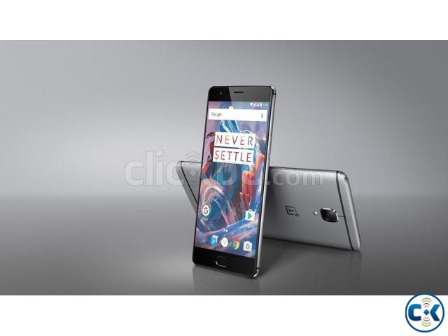 OnePlus 3 6gb 64gb Original BD BRAND NEW  | ClickBD large image 0