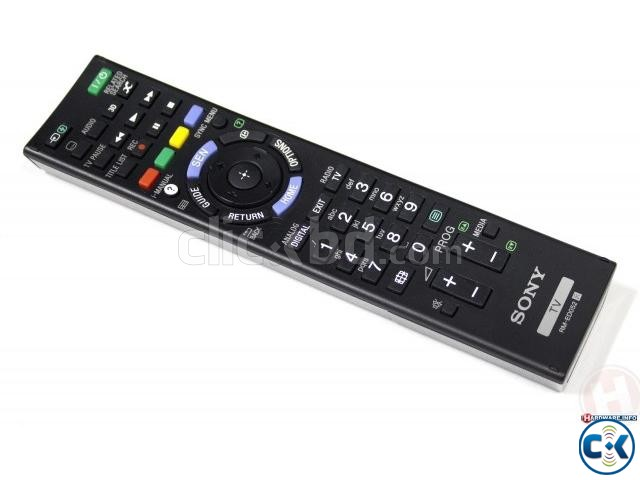 SONY RMT ORIGINAL TV REMOTE CONTROL BEST PRICE IN BD | ClickBD large image 0