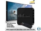 Smart TV Box MXQ 4K Android TV Box