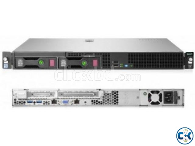 HPE ProLiant DL20 Gen9 Xeon E3 16GB RAM 2TB HDD Server | ClickBD large image 0