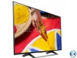 Sony Bravia X7000E 49 4K UHD WiFi Smart LED Television