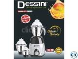 Dessini Mixer Grinder Blender - 1100W - Black and White