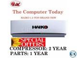 Haiko HS-24FWM 2 Ton 24000 BTU Split AC With Warranty