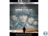 Saving Private Ryan 1998 4K HDR Dolby Vision UHD Blu-ray