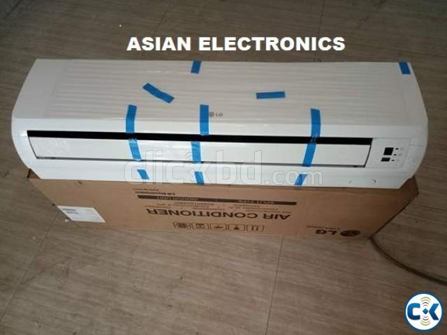 LG S186HC 1.5 Ton Split Type AC With 3 Yrs Guarrenty  | ClickBD large image 1