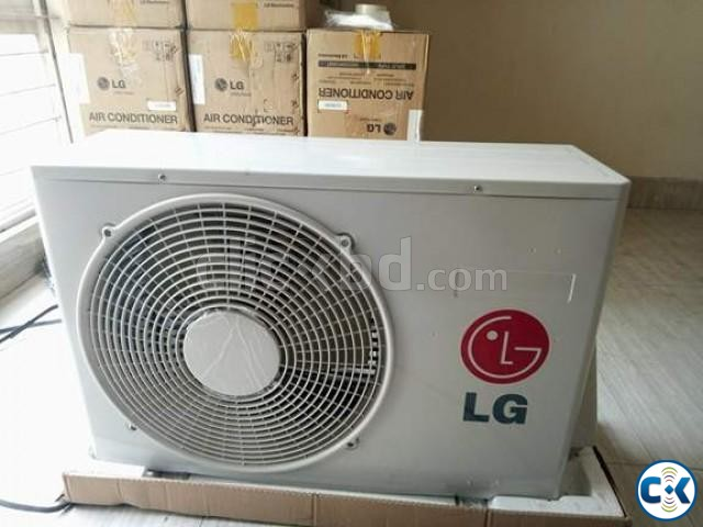 LG S186HC 1.5 Ton Split Type AC With 3 Yrs Guarrenty  | ClickBD large image 2