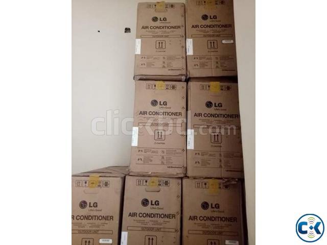LG S186HC 1.5 Ton Split Type AC With 3 Yrs Guarrenty  | ClickBD large image 4
