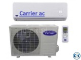 CARRIER 1.5 TON BRAND NEW INTACT BOX SPLIT TYPE AC
