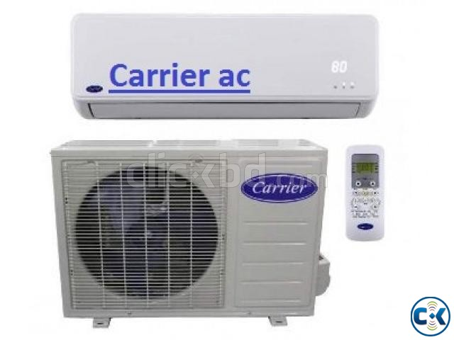 CARRIER 1.5 TON BRAND NEW INTACT BOX SPLIT TYPE AC | ClickBD large image 0