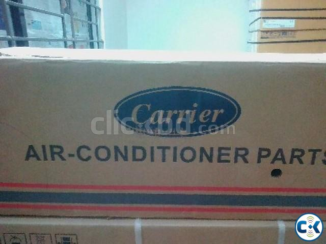 CARRIER 1.5 TON BRAND NEW INTACT BOX SPLIT TYPE AC | ClickBD large image 3